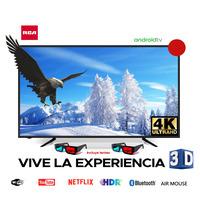 "Smart TV RCA 65"" LED 4K UHD/ RC65-A21S"