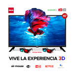 "Smart TV RCA LED 40""/ RC40-P21S"