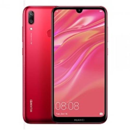 HUAWEI Y7 2019  32GB/ RAM 3GB Rojo
