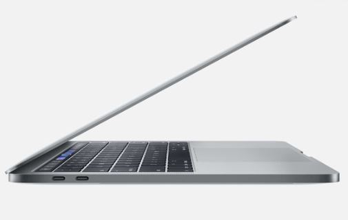 "Apple MacBook Pro Touch Bar 13"" Intel Core i5 Memoria RAM 8GB/SSD 256GB  Space Gray"