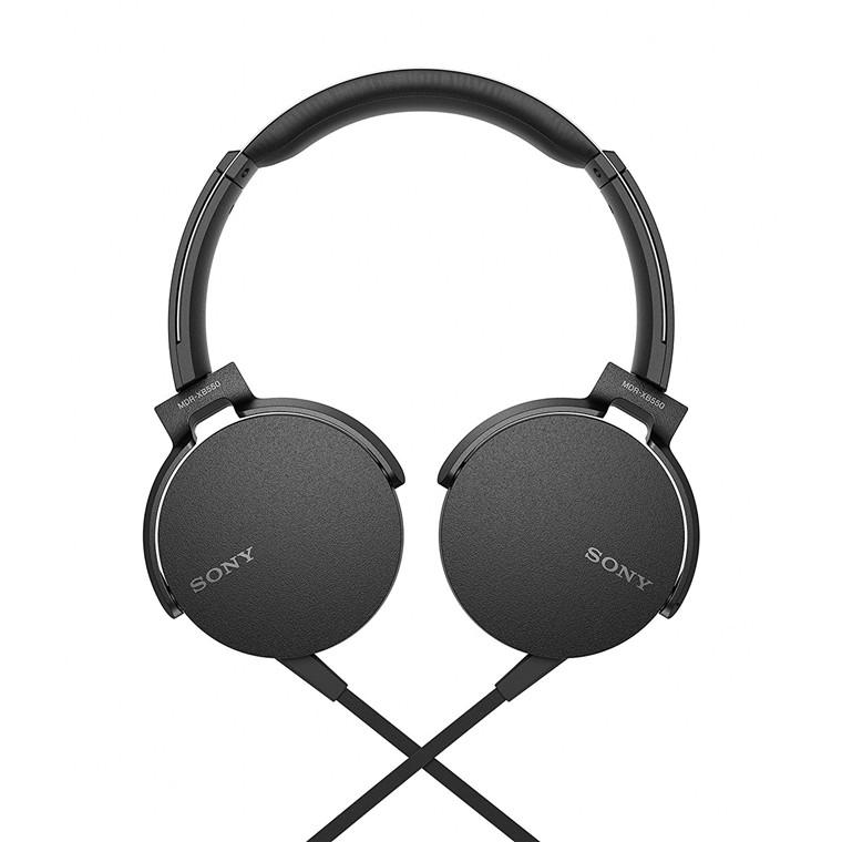 Audífonos On Ear Sony MDR-XB550APB