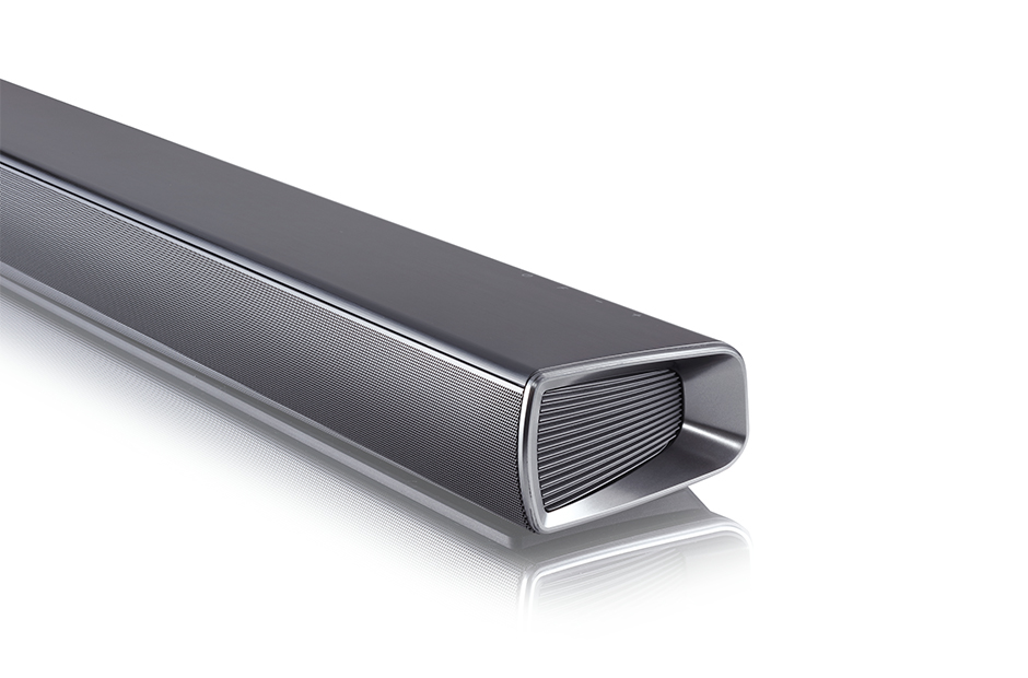 LG Barra de Sonido con Subwoofer Inalámbrico 320W 2.1 Canales