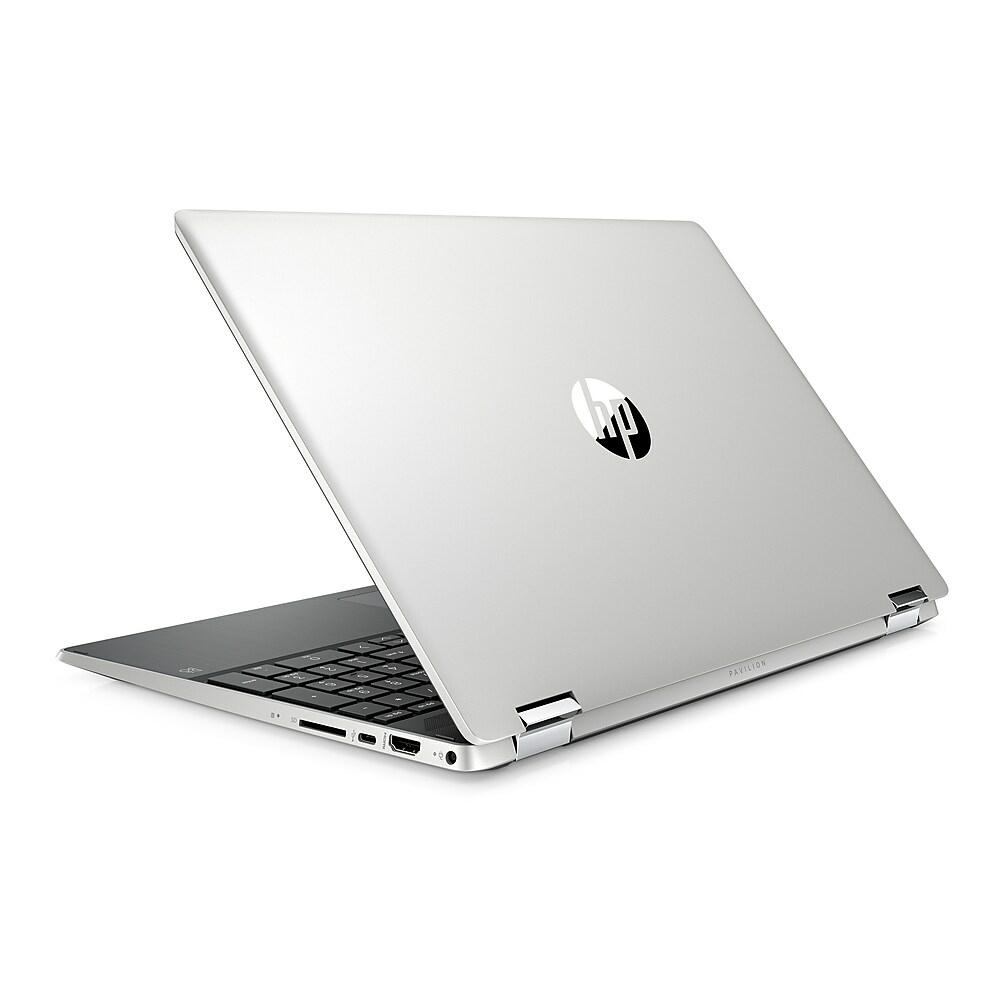 "HP Pavillion x360 14"" Intel Core i3 Memoria RAM 8GB/ Disco Duro 256GB Gris 2-en-1"