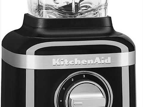Licuadora KitchenAid 48 Oz Negra