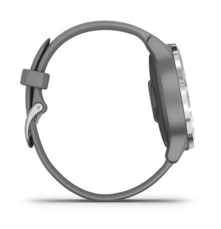 Smartwatch Garmin Vivoactive 4S GPS Wi-Fi 40mm Gris