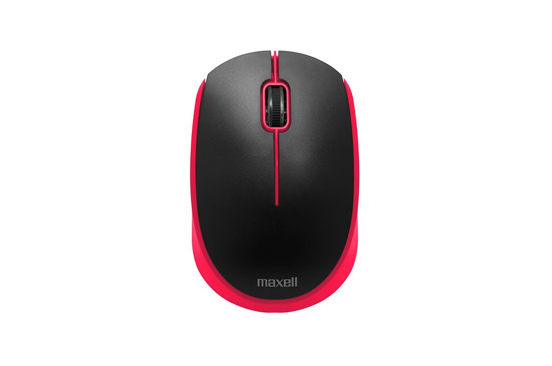 MOWL-100  WIRELESS MOUSE RED | 347930-MOWL-100