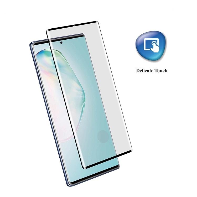 Vidirio Templado Sunruo para Samsung Galaxy Note 10+ 3D Curved