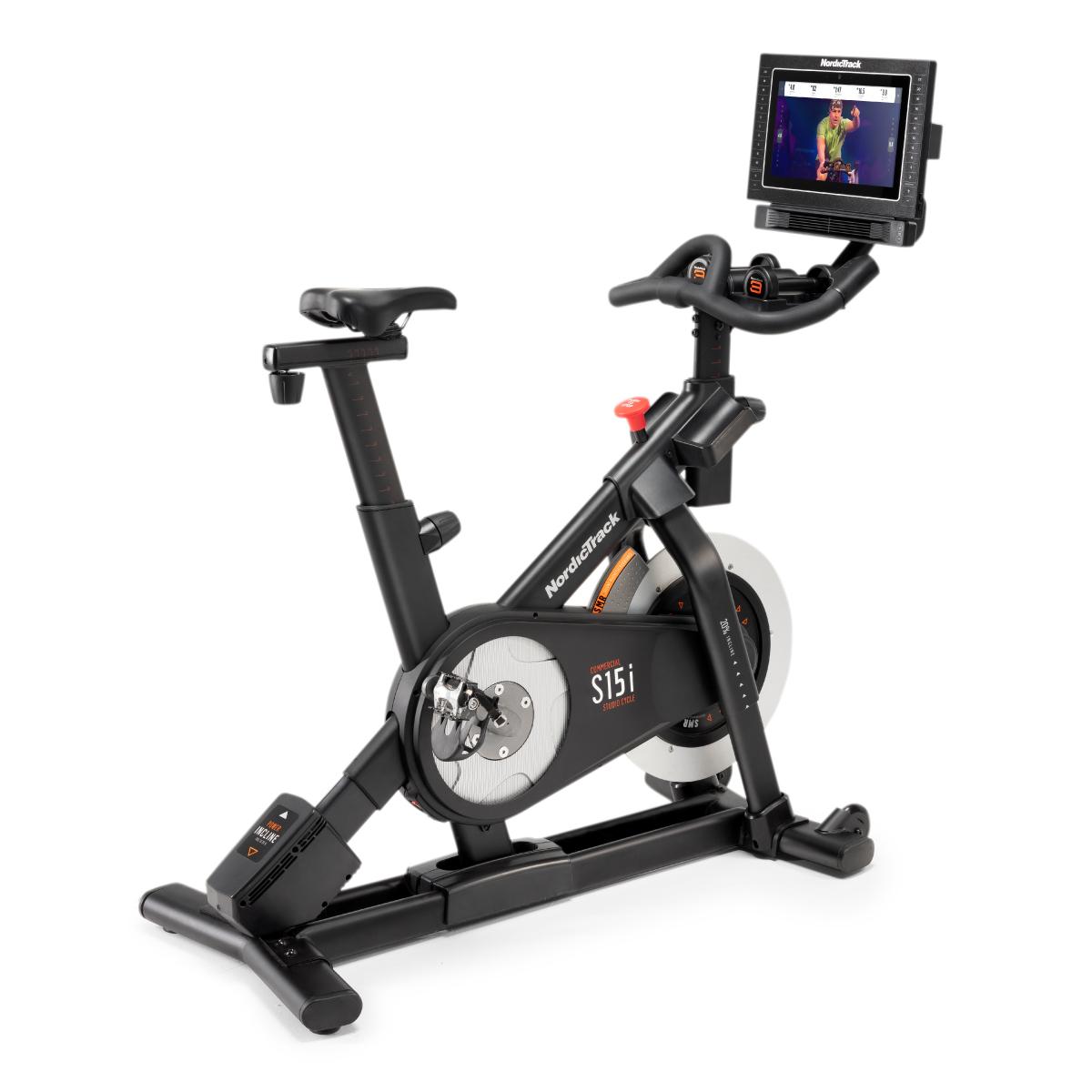 Bicicleta NordicTrack Commercial s15i Studio Cycle