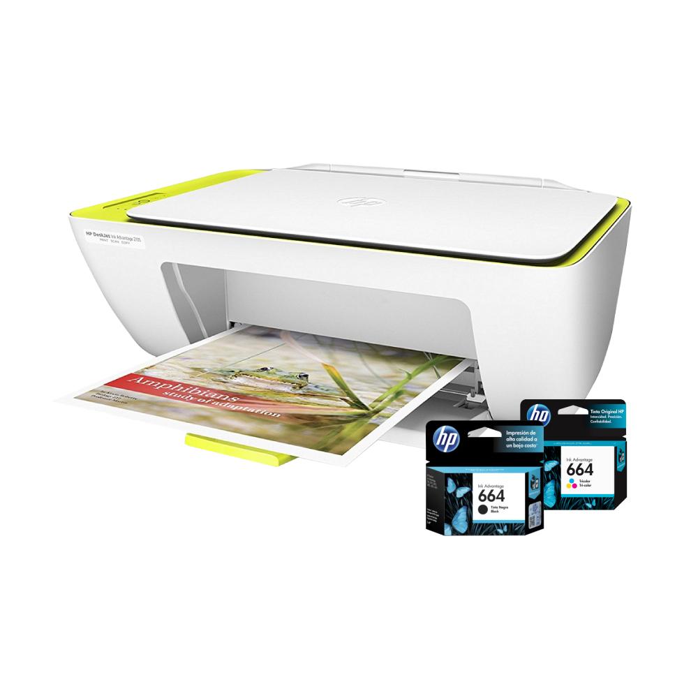 Impresoras y Tintas